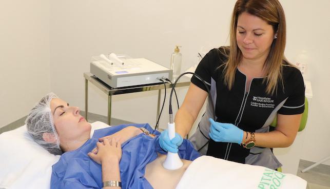 Rejuvenecer sin bisturí es posible en Hospitales Universitarios San Roque
