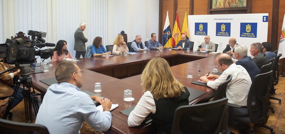 Gran Canaria promocionará su seguridad para paliar la crisis del coronavirus
