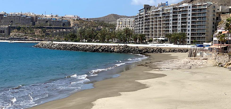 San Bartolomé, Mogán y los empresarios piden que los hoteles se destinen sólo a turistas
