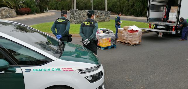 Hoteles de Las Palmas donan a entidades benéficas su excedente de alimentos