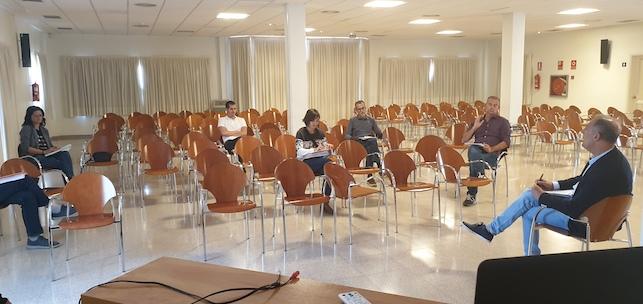El Comité de Seguridad y Salud Laboral de Santa Lucía propone protocolos de actuación para una apertura segura de las oficinas municipales