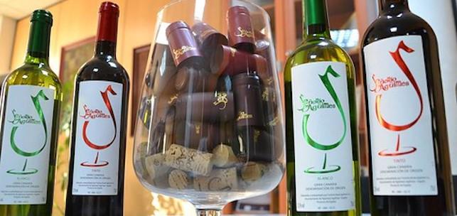 El vino Señorío de Agüimes, galardonado en el VinDuero-VinDouroun de Portugal