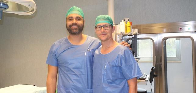 Hospitales Universitarios San Roque implanta una prótesis de cadera con una novedosa tecnología por medio de abordaje anterior - Maspalomas Ahora