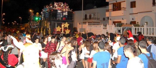 Resultado de imagen de carnaval costa mogan