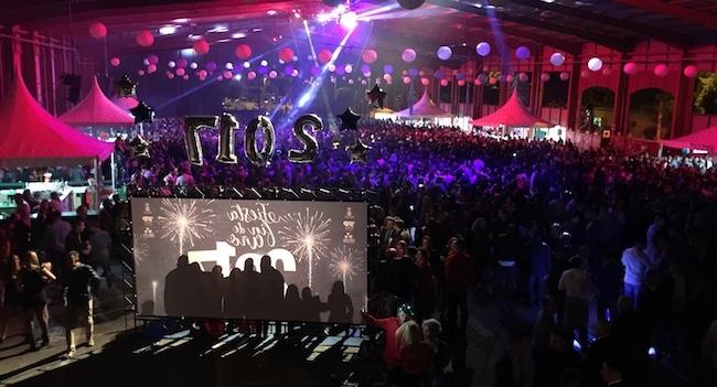 Agotadas Las 5 800 Entradas Para La Fiesta De Año Nueva En La Karpa En Vecindario Maspalomas Ahora Lider En Información Y Noticias Del Sur Y Sureste De Gran Canaria