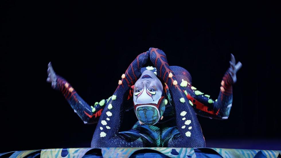 Resultado de imagen de El Circo del Sol llevará sus espectáculos a Maspalomas a partir de 2019