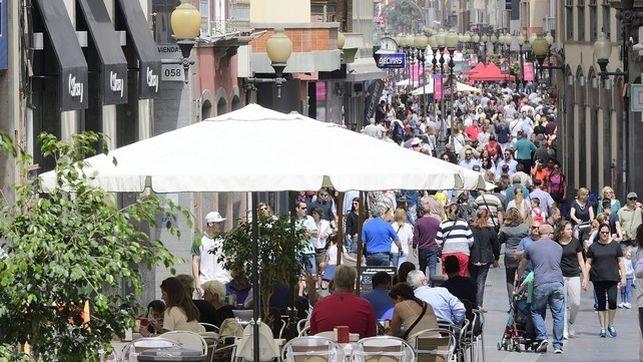 La población de Canarias creció un 1 % en 2017, hasta 2.177.155 personas